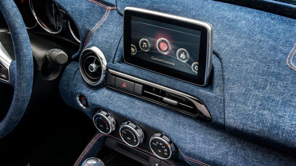 Mazda MX-5 Levanto GIC tejano