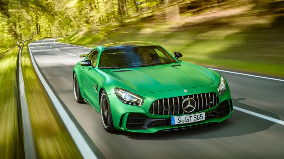Mercedes-AMG GT R frontal