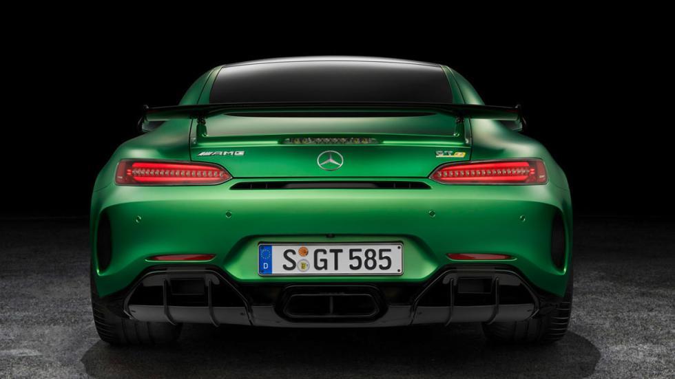 Mercedes-AMG GT R trasera