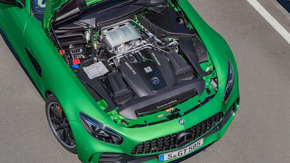 Mercedes-AMG GT R motor