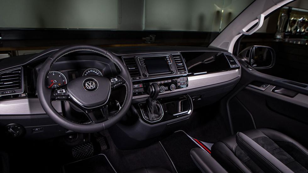 Volkswagen T6 ABT, en fotos