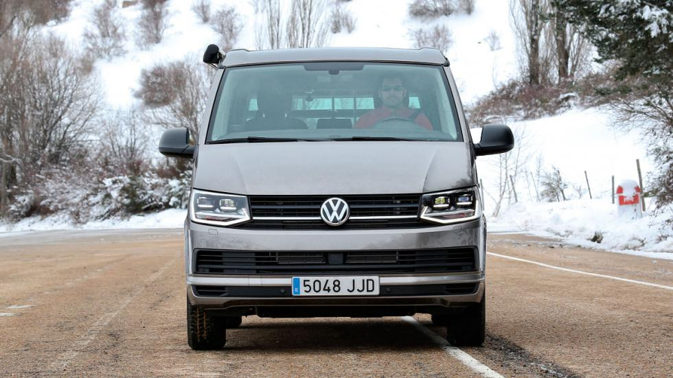 Volkswagen California frontal