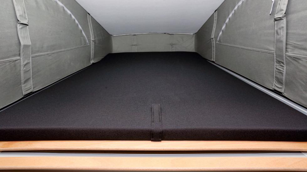 Volkswagen California cama