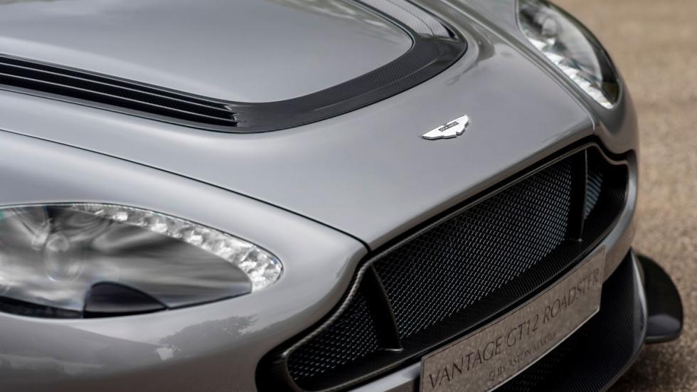 Aston Martin Vantage GT12 Roadster frontal