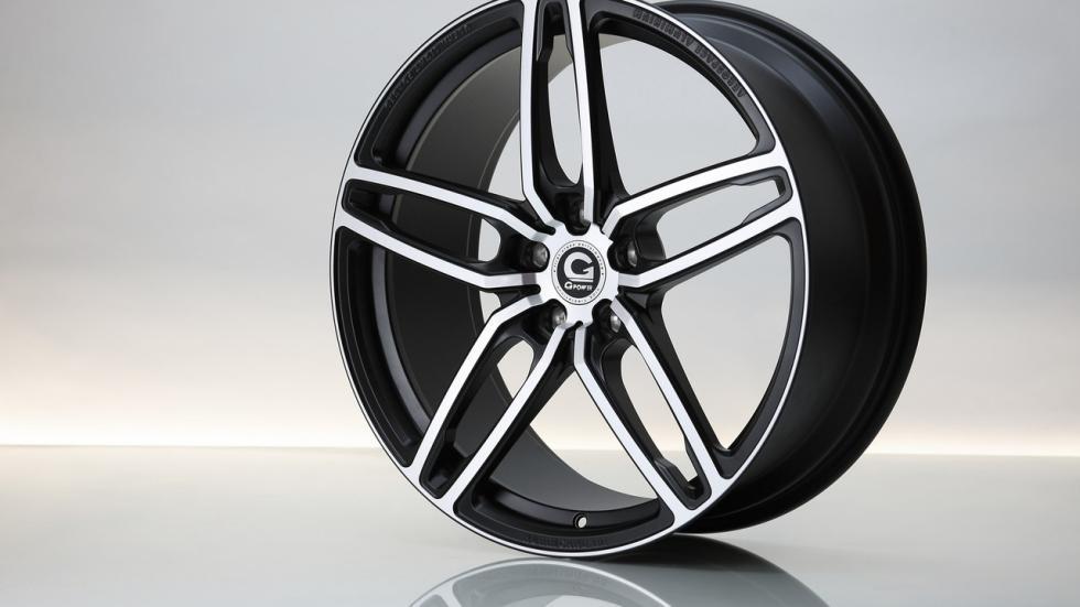 BMW X5 M G-Power llanta