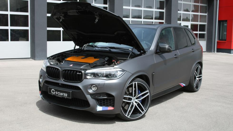 BMW X5 M G-Power motor
