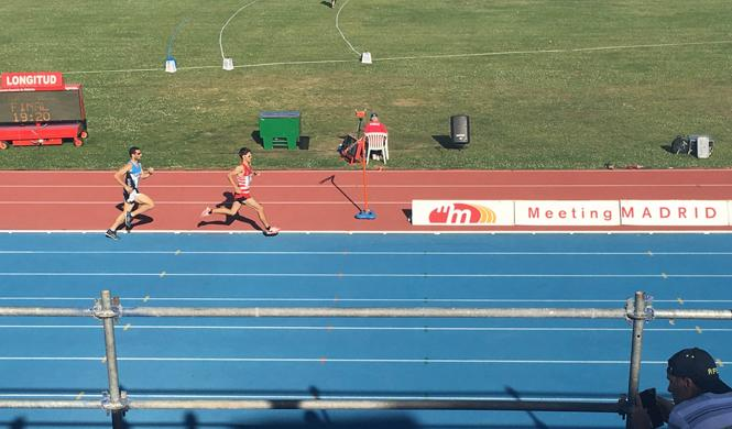 fermin cacho meeting madrid atletismo bridgestone prueba