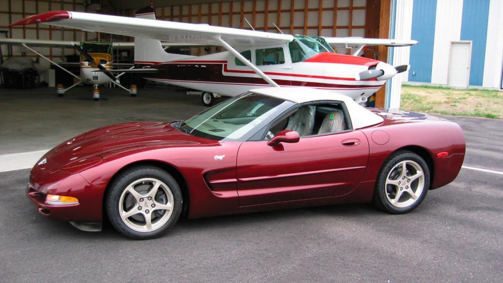 Chevrolet Corvette eBay 91 km