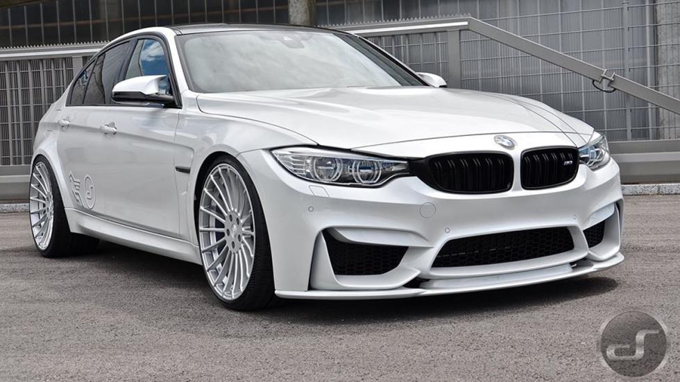 BMW M3 by Hamann delantera