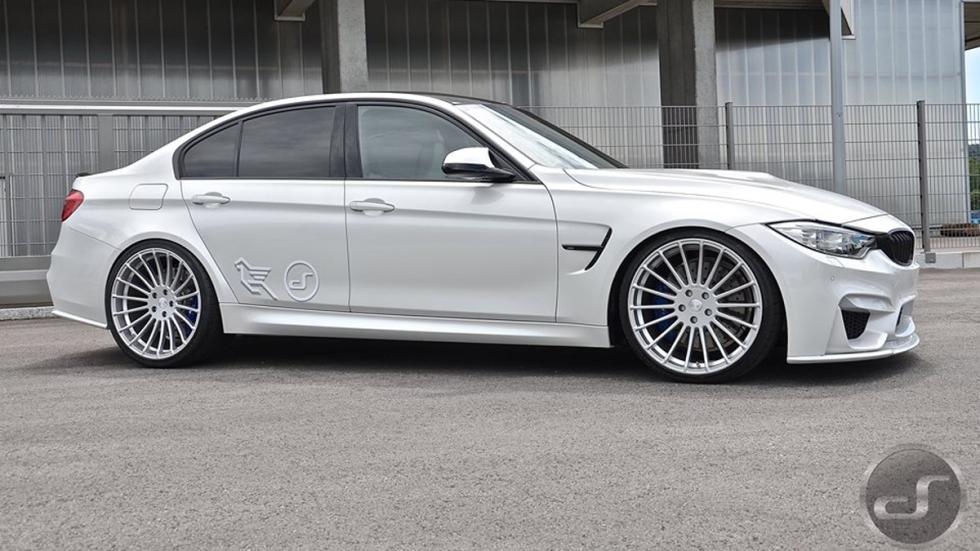 BMW M3 by Hamann perfil