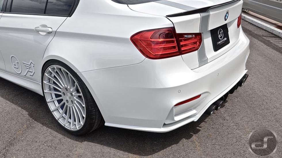 BMW M3 by Hamann culo