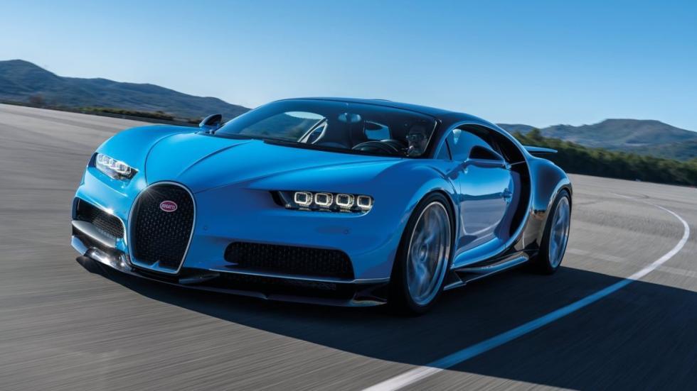 10 coches más rápidos 0 a 100 kmh
