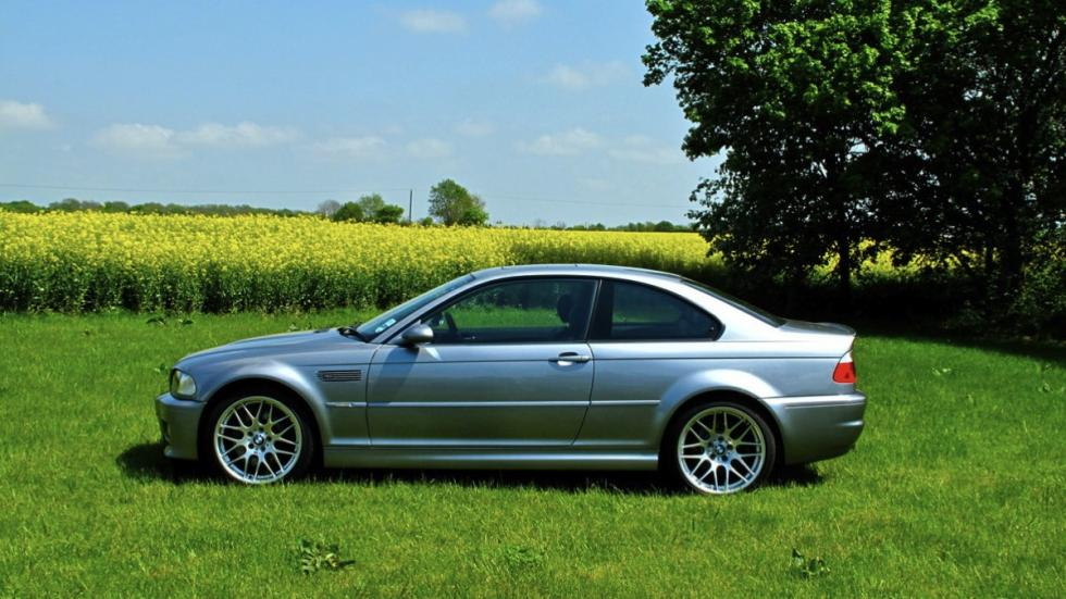 BMW M3 CS 2006  lateral