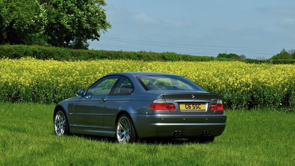 BMW M3 CS 2006 trasera