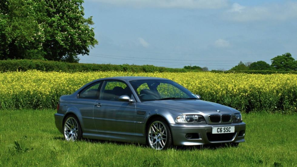BMW M3 CS 2006 frontal