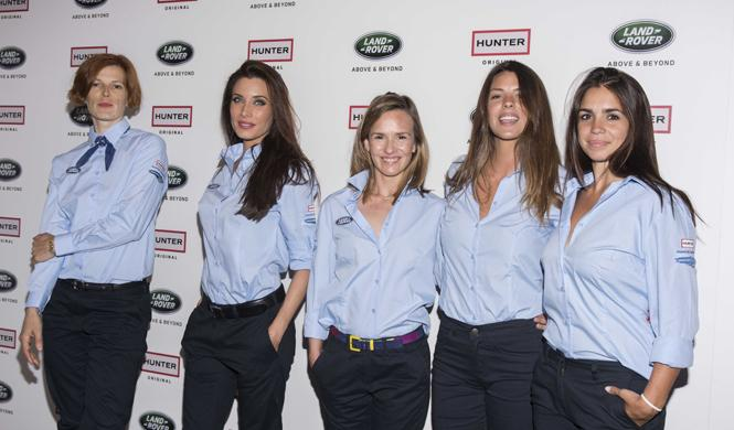 land rover discovery challenge 2016 chicas