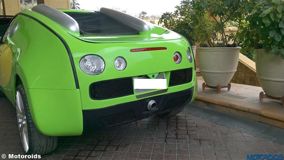 Los Bugatti Veyron más fakes