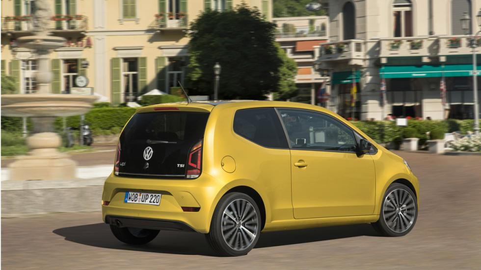Volkswagen Up! 2016 primera prueba