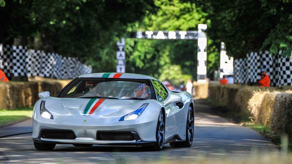 Fotos: La fiesta particular de Ferrari en Goodwood