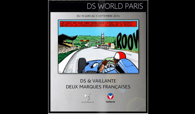 ds world paris vaillante