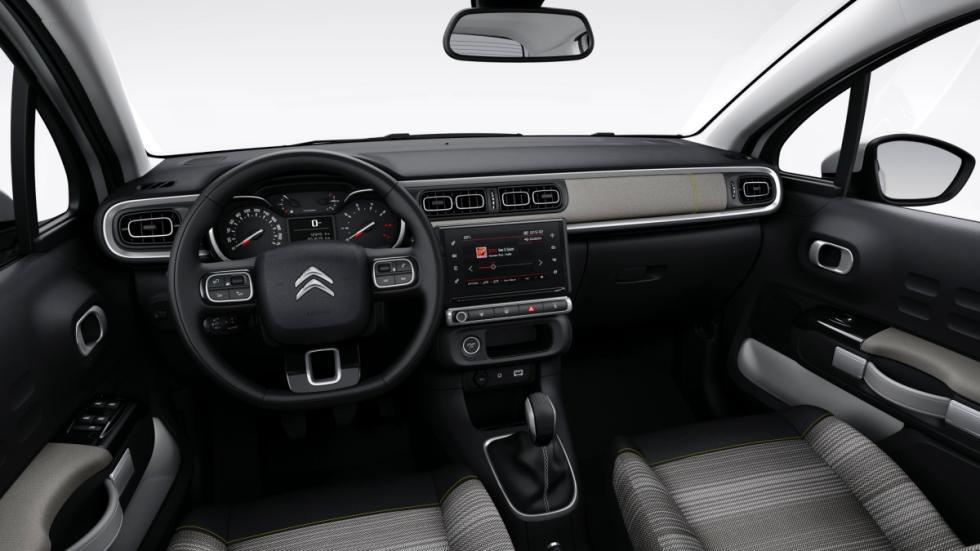 Nuevo-Citroën-C3-Interior