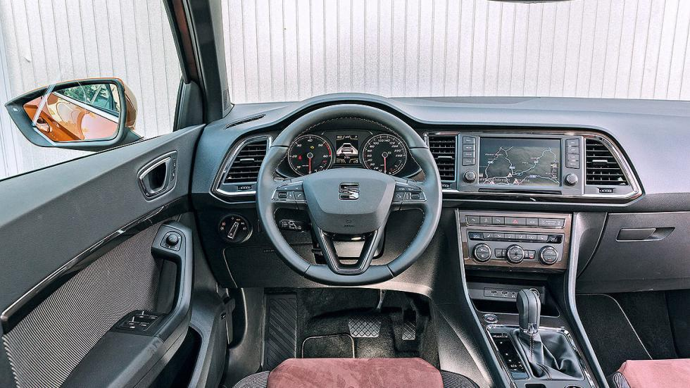 3 Comparativa: Seat Ateca/VWTiguan/Nissan Qashqai