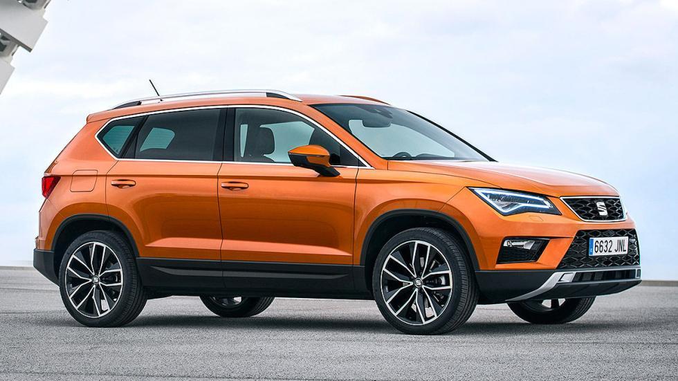 7 Comparativa: Seat Ateca/VWTiguan/Nissan Qashqai