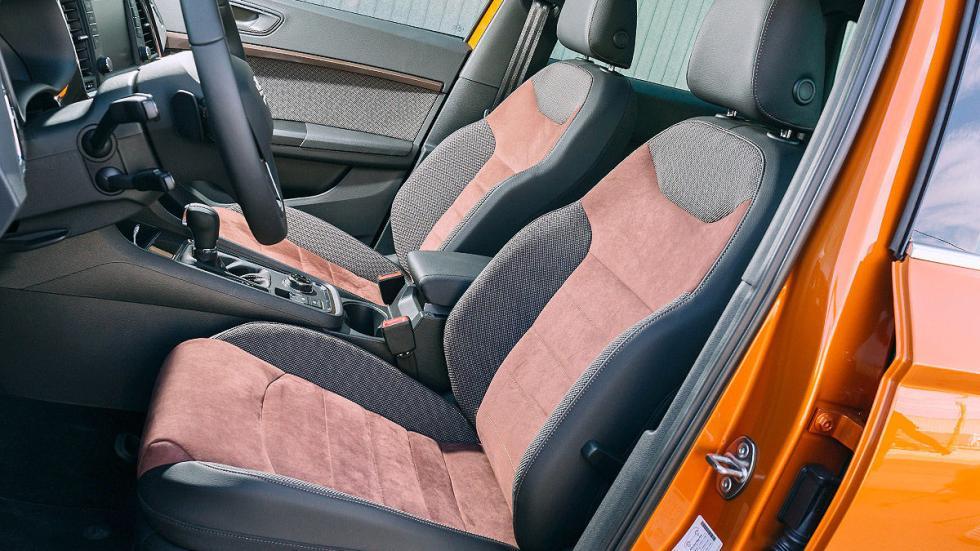 9 Comparativa: Seat Ateca/VWTiguan/Nissan Qashqai