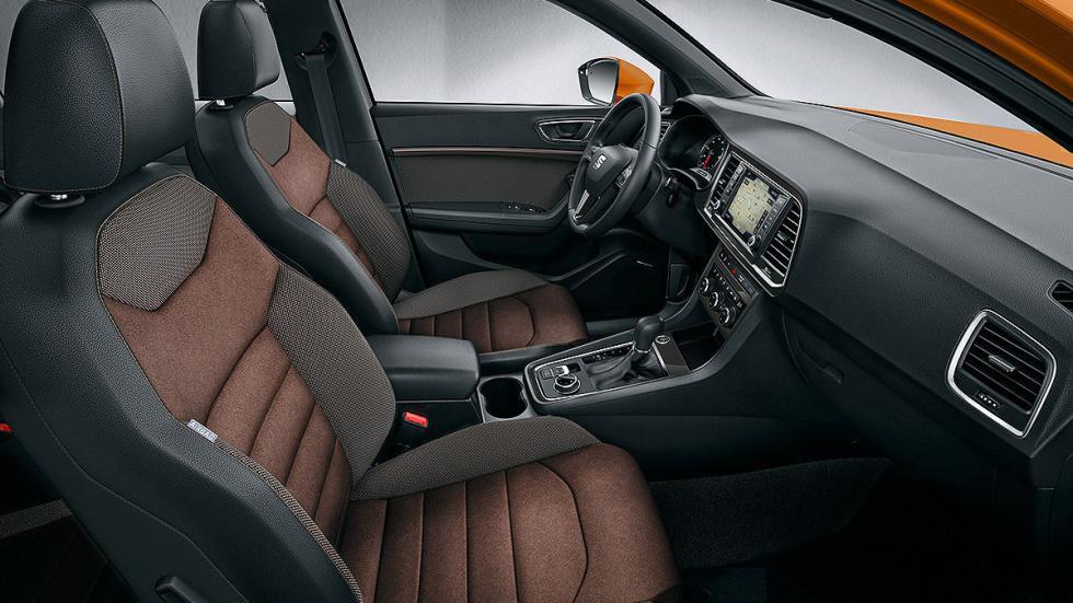 12 Comparativa: Seat Ateca/VWTiguan/Nissan Qashqai