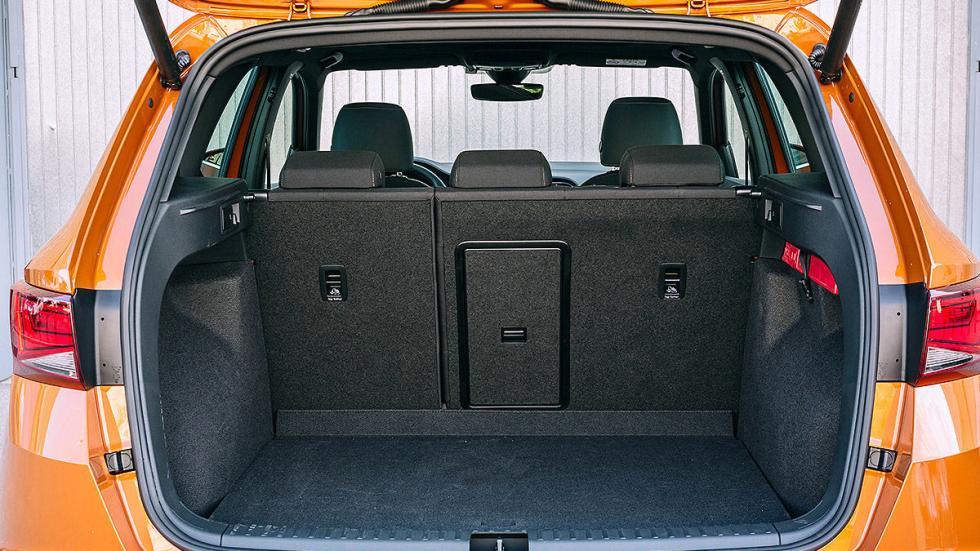 13 Comparativa: Seat Ateca/VWTiguan/Nissan Qashqai