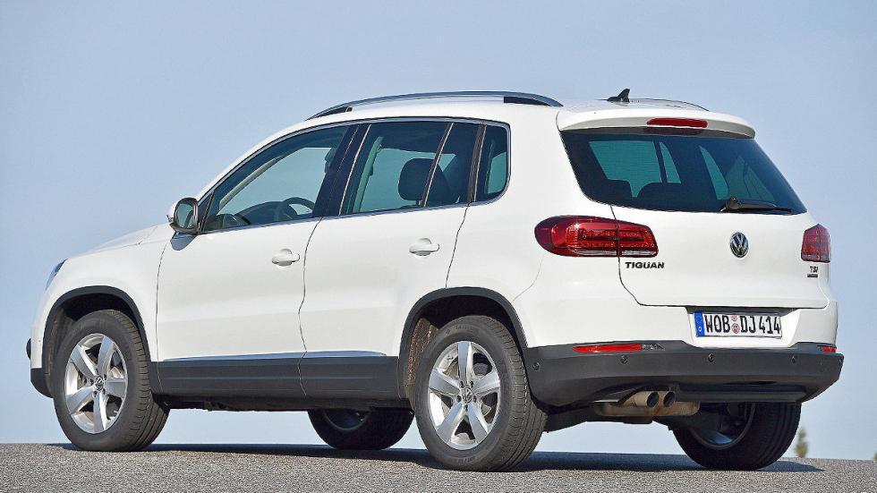15 Comparativa: Seat Ateca/VWTiguan/Nissan Qashqai