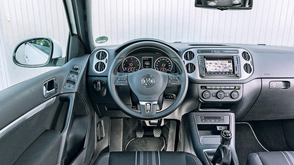 19 Comparativa: Seat Ateca/VWTiguan/Nissan Qashqai