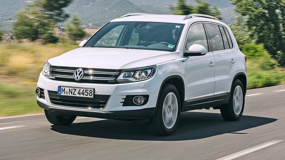 21 Comparativa: Seat Ateca/VWTiguan/Nissan Qashqai
