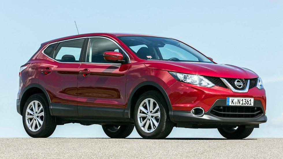 24 Comparativa: Seat Ateca/VWTiguan/Nissan Qashqai