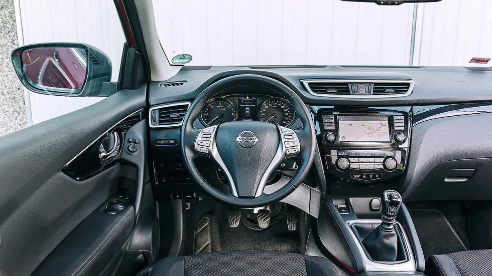 26 Comparativa: Seat Ateca/VWTiguan/Nissan Qashqai