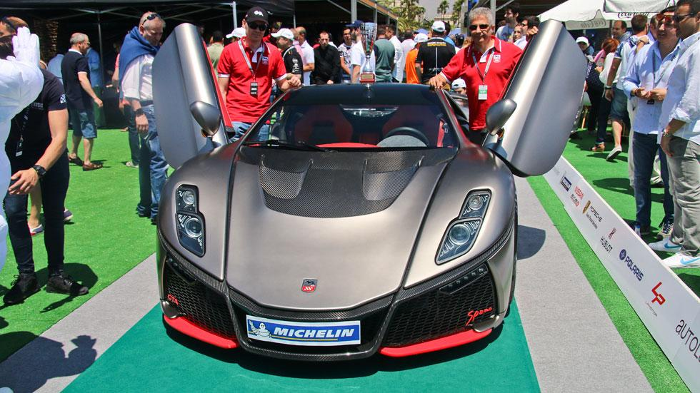 6to6 Barcelona Motordays GTA Spano