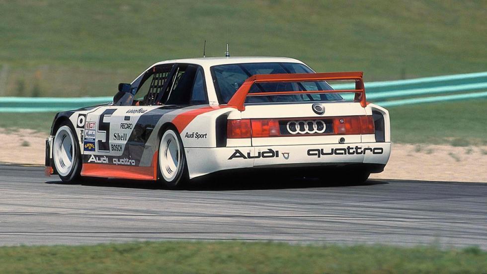 Audi 90 Quattro IMSA GTO, 2