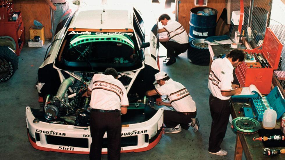 Audi 90 Quattro IMSA GTO, 5