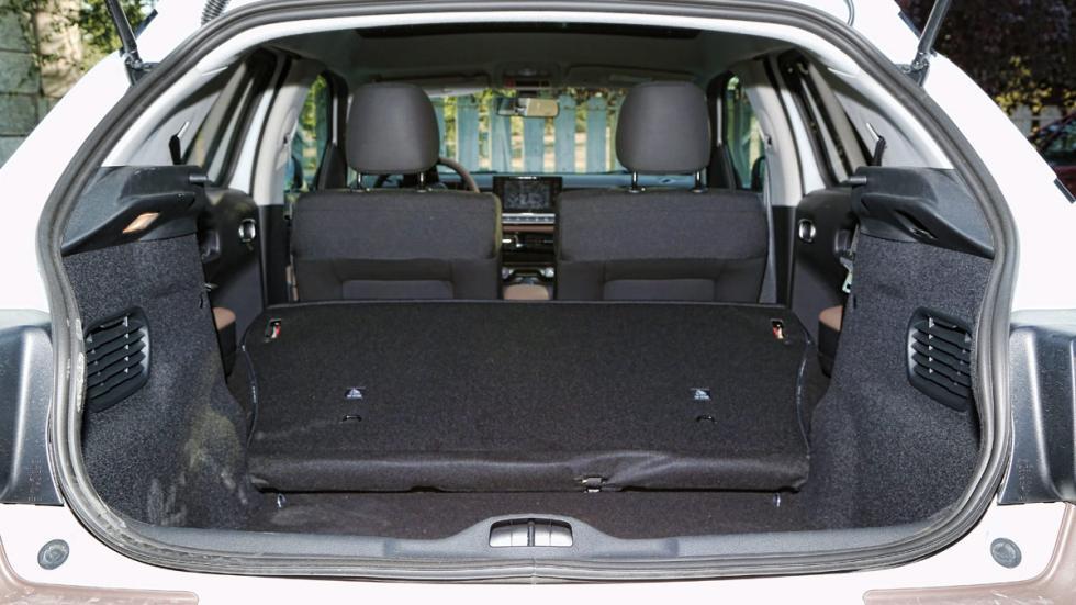 Citroën C4 Cactus BlueHDI 100 maletero