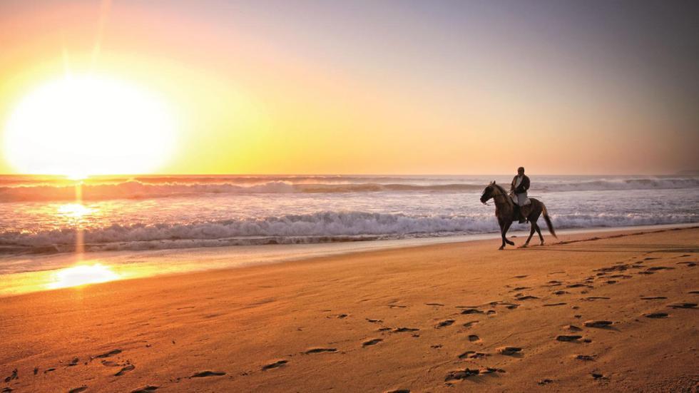 Playa de Zahara de los Atunes.