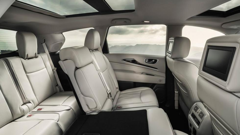 Infiniti QX60 2016 asientos