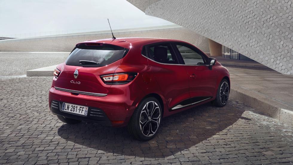 Renault Clio 2017 zaga