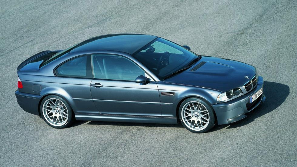 mejores-coches-bmw-historia-BMW M3 E46 CSL