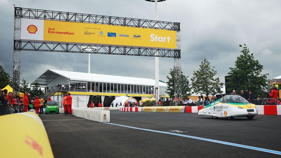 pista shell eco-marathon 2016