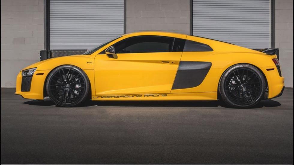 Audi R8 Plus Underground Racing lateral