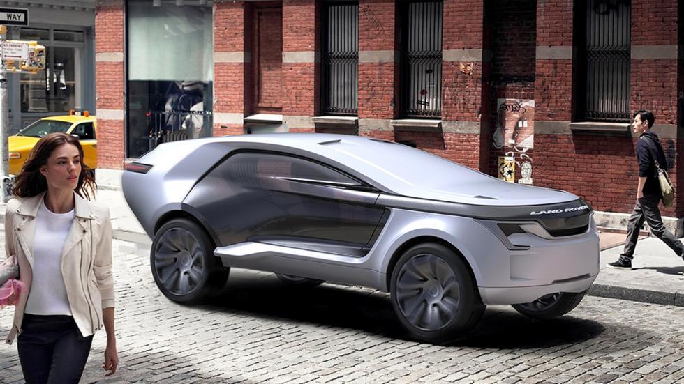Land Rover Aegis