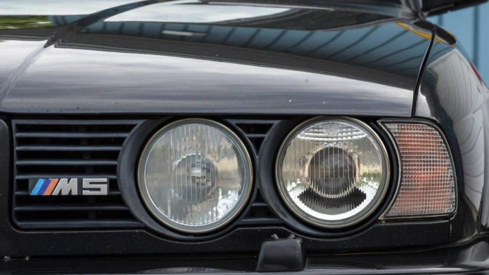 BMW M5 V12 faros