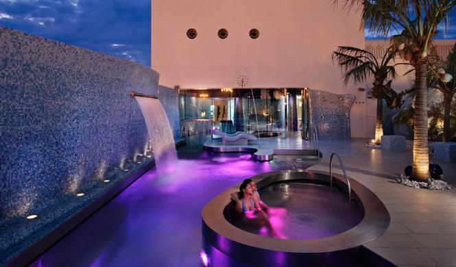 mejores hoteles espana arenas balneario