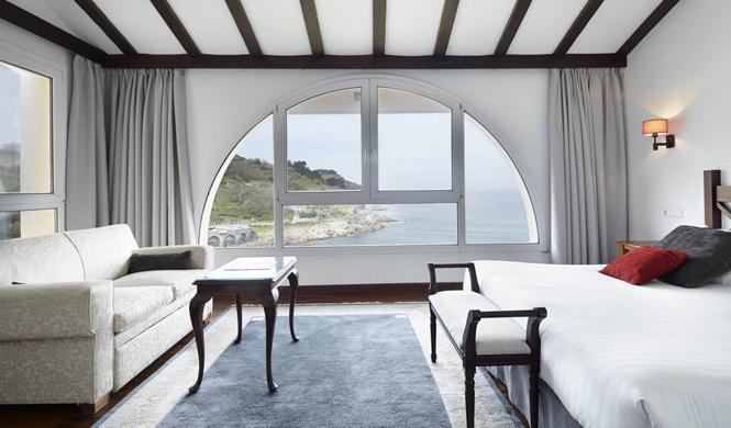 mejores hoteles espana saiaz getaria