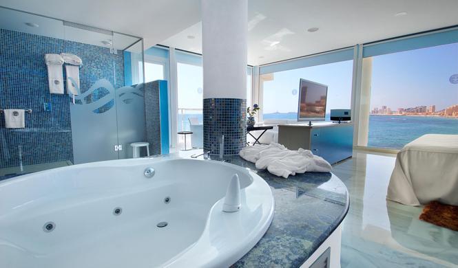 mejores hoteles espana galua
